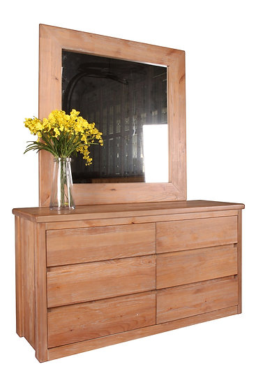 Oberon Dresser with Mirror (Snooze Exclusive Range)