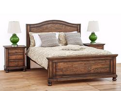Stradbroke Bed Frame Side