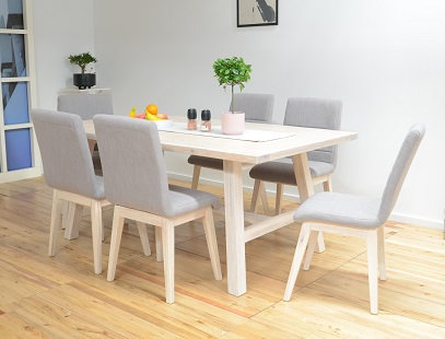 Tahiti Dining Table set