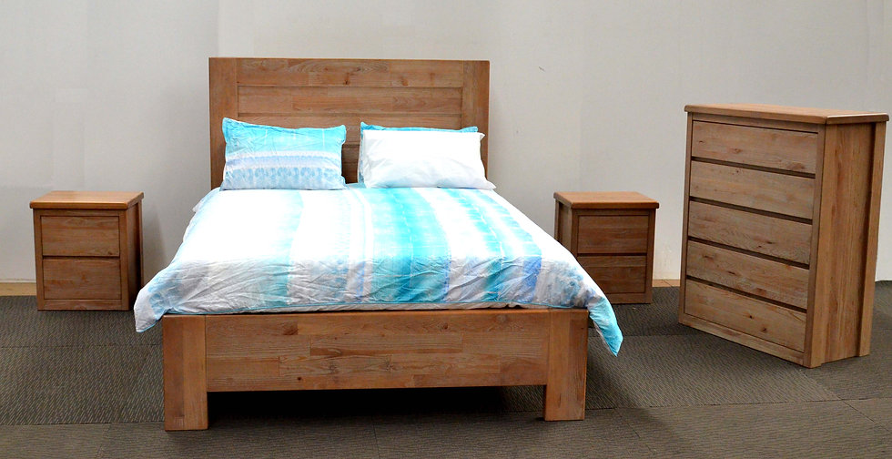 Oberon Bed Natural (Snooze Exclusive Range)