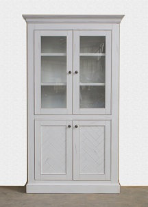 Brighton (DM H19-0405) Bookcase 4 (Domayne Exclusive Range)