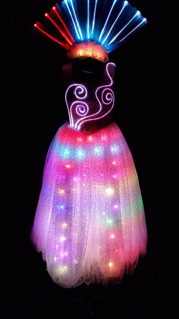 LED Dress