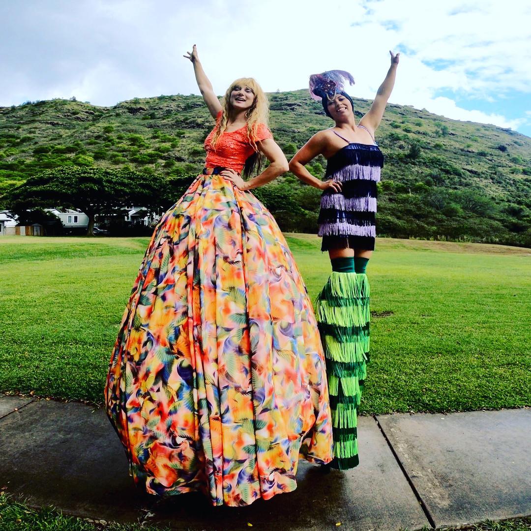 Hawaiian Style Cabaret