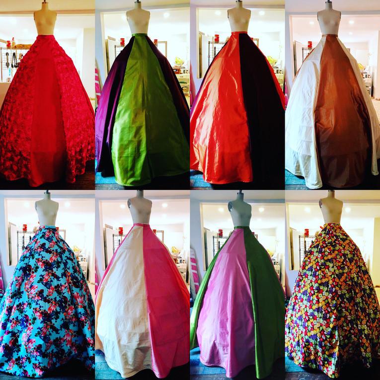 New Skirts Costumes