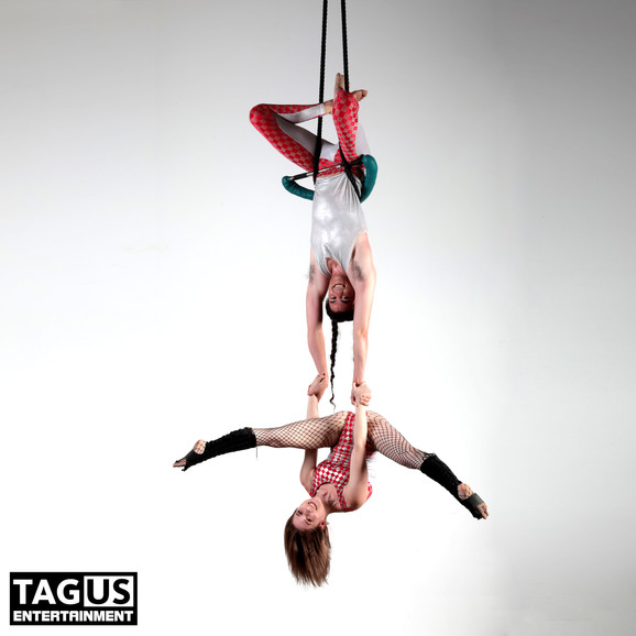 Trapeze? Yes, please!