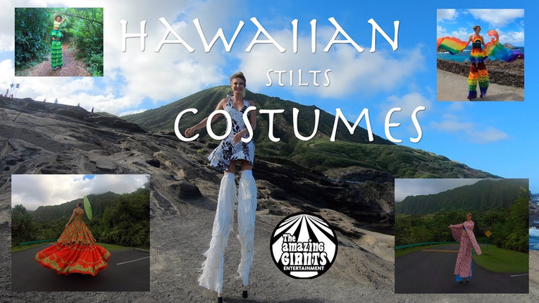 Hawaiian Costumes in Review