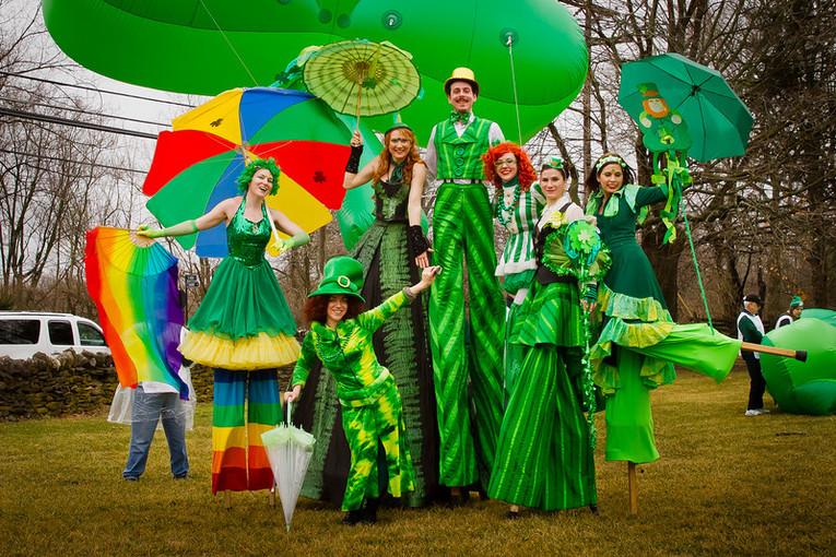 Irish Themed