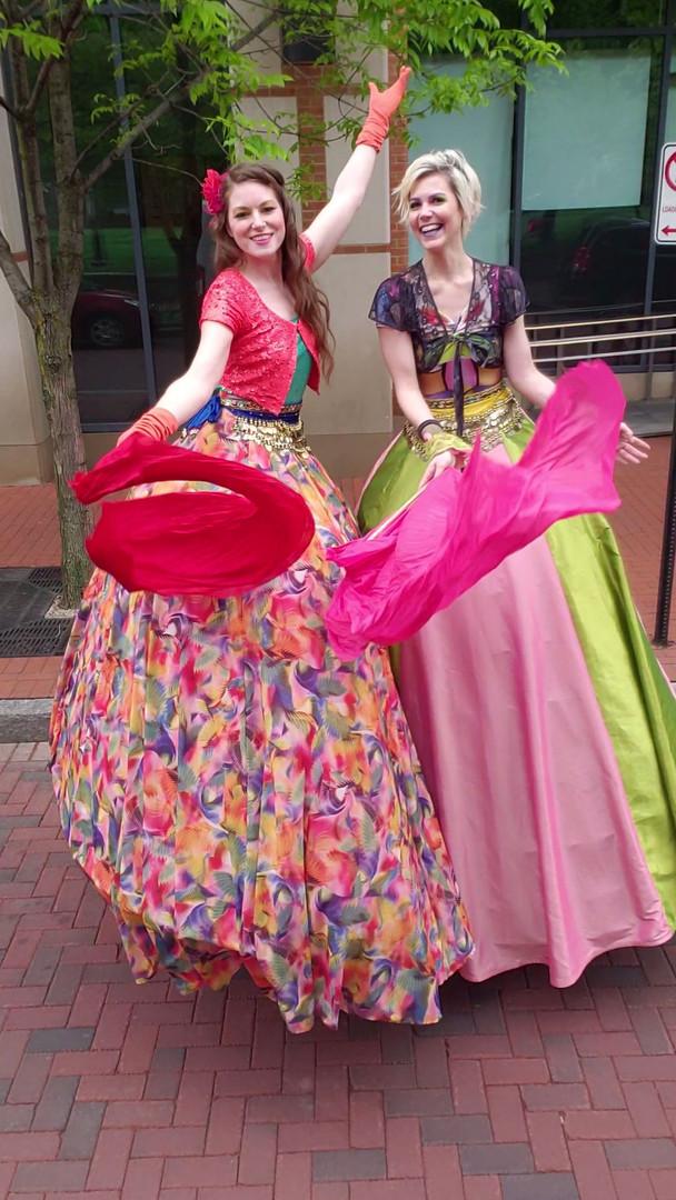 Spring Dress Stiltwalker