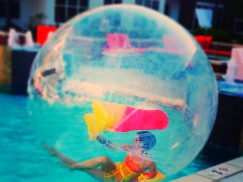 Bubble Babe