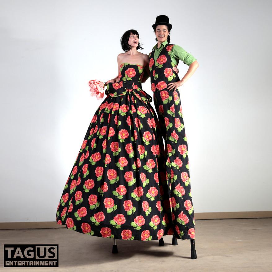 Roses Duo Set