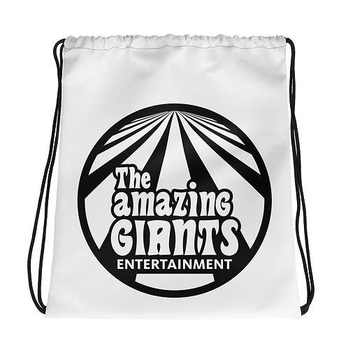 The Amazing Giants Drawstring bag