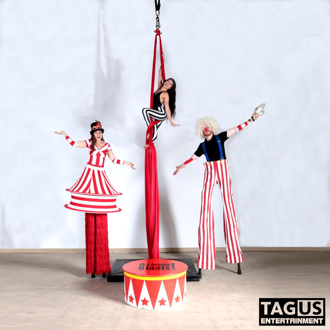 Circus Themed