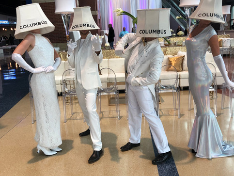 Lampshade Performers