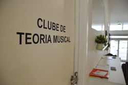 Sala do Clube de Teoria Musical