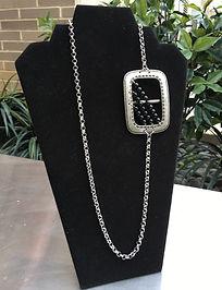 Black bead slant necklace.jpg