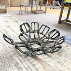 Buckle bowl on table .JPG