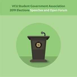 VCU SGA Speeches