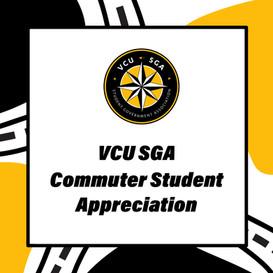 VCU SGA Commuter Appreciation