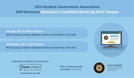 VCU SGA Meetings