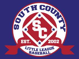 South County Little League Logo
