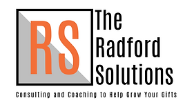 The Radford SolutionsBW.png