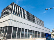 The future METRO Warehouse in Lyon Gerland