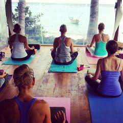 Yoga Retreat in Thaliand
