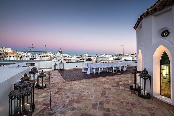 Pool+terrace+at+night+-+Casa+Fuzetta+(21