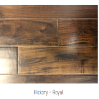 Hickory - Royal Hardwood Floor
