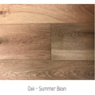 Oak - Summer Bean Hardwood Floor