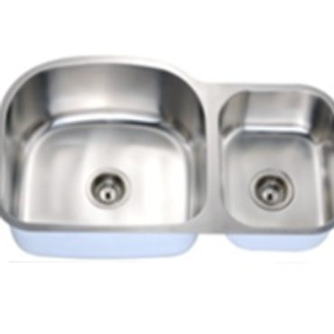 Stainless Steel Undermount ES331814R