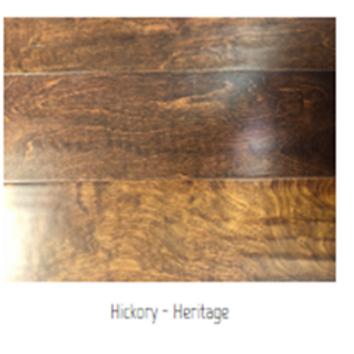 Hickory - Heritage Hardwood Floor