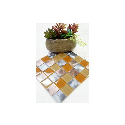Cimarron Aluminum & Glass Mosaic