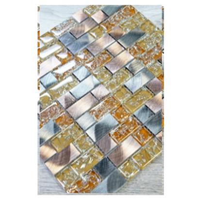 Cottonwood Aluminum & Glass Mosaic