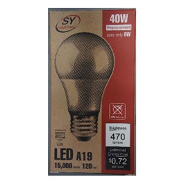 A19 Type LED Bulb