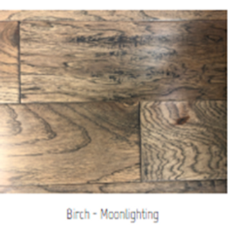 Birch - Moonlighting Hardwood Floor