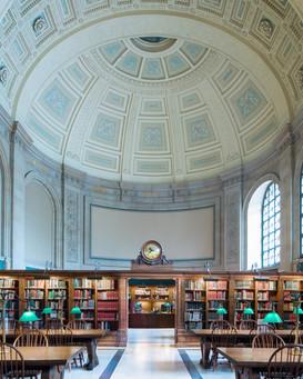 Boston Public Library, Boston MA