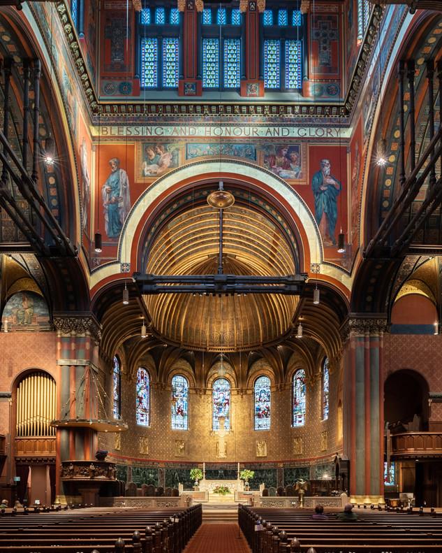 Trinity Church, Boston MA