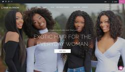 Sandreka Williams | Hair Blossom Ad