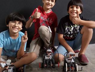 Manaós Tech for Kids oferece cursos e workshops de robótica para crianças