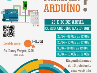 Novas Turmas para o curso de Arduino BASIC