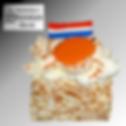 Slagr.cake oranje
