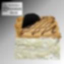 Mokkaslagroom gebak