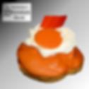 Moorkop oranje