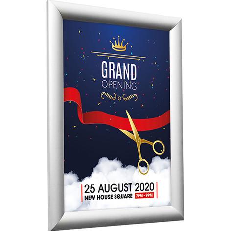 Poster Displays & Snapframes
