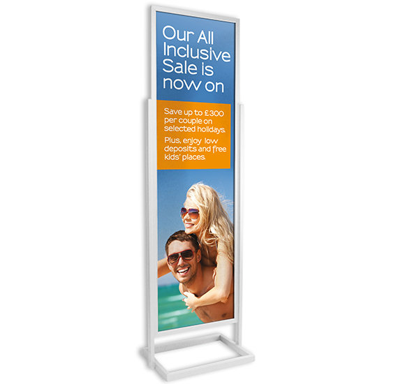 Poster Pillar
