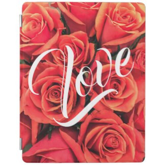 Roses Love iPad Smart Cover