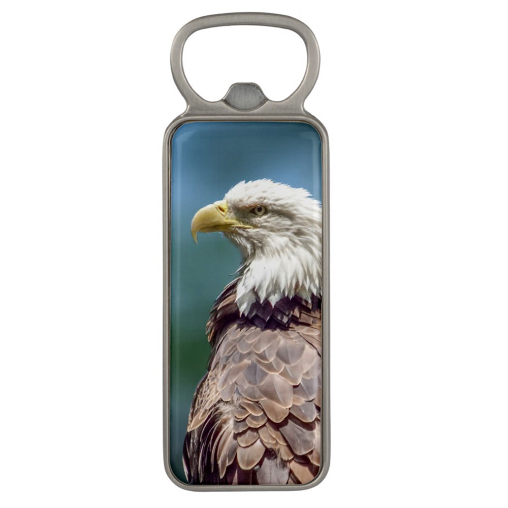 Bald Eagle Magnetic Bottle Opener