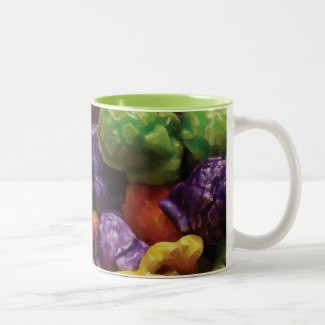 Candied Popcorn Coffee Mug