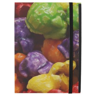 Candied Popcorn iPad Case
